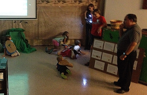 VBS Turtle activity