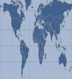 Globe at night light pollution interactive world map gumiabroncs Image collections